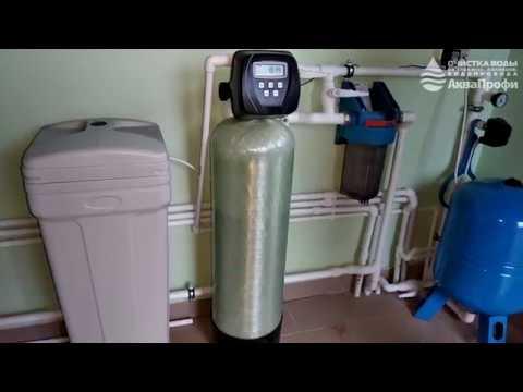 Компактный фильтр на весь дом