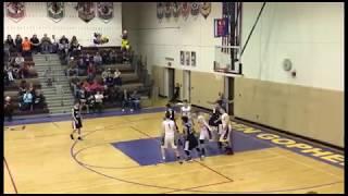 "Pavilion Basketball but every time Kyle makes a basket Ric Flair says"" Woo"""