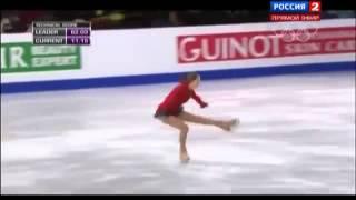 Юлия Липницкая Россия 2 прямой эфир интервью