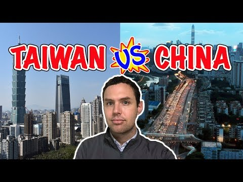 Is Taiwan BETTER Than China?