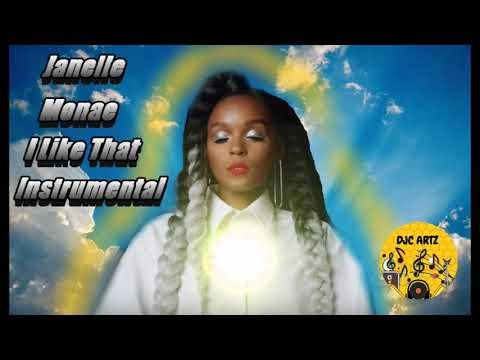 Janelle Monae I Like That Filtered Instrumental With Backing Vocals
