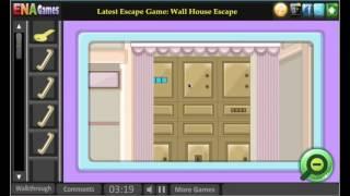 Shingle Stlye House Escape Walkthrough - Ena Games