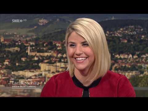 Schlagerstar Beatrice Egli im Interview I Landesschau Baden-Württemberg