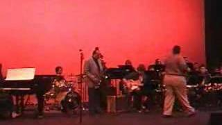 BOHS Jazz Band w/Ernie Watts (Part One)