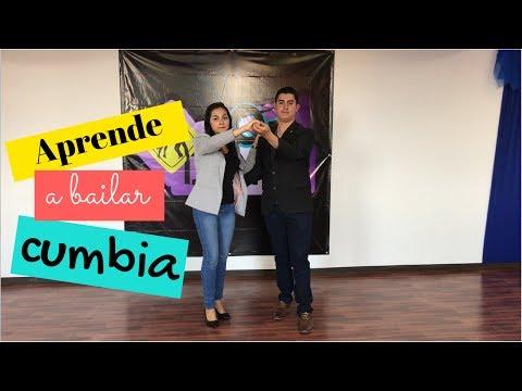 Cómo Bailar Cumbia ( Tutorial Paso Básico)