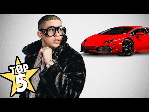 TOP 5 COMPRAS DE BAD BUNNY