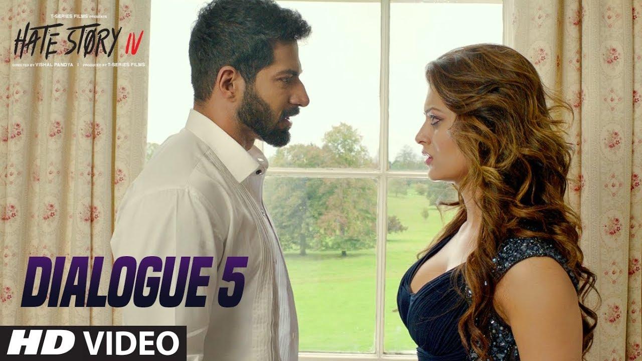Hate Story IV (Dialogue Promo 5)   Urvashi Rautela Vivan B  Karan Wahi   Movie ► Releasing 9th March #1
