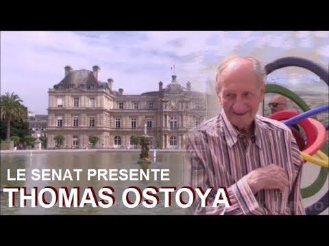 THOMAS OSTOYA EXPOSE A L'ORANGERIE DU PALAIS DU LUXEMBOURG PARIS LE 09 JUILLET 2017