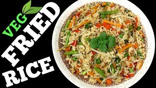 FRIED RICE RECIPE | भुटेको भात  | Easy & Healthy Fried Rice Recipe | YFW 🍴108