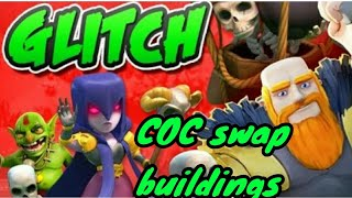 Clash of clans glitch 2017 witch glitch which as builder and clash of clans swap coc 2017 coc glitch