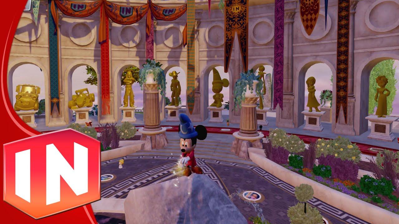 Disney Infinity Hall Of Heroes (100% Complete) - YouTube