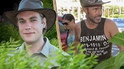 Dschungelcamp-News (17): Benjamin Boyce fliegt raus - Freundin verprügelt?