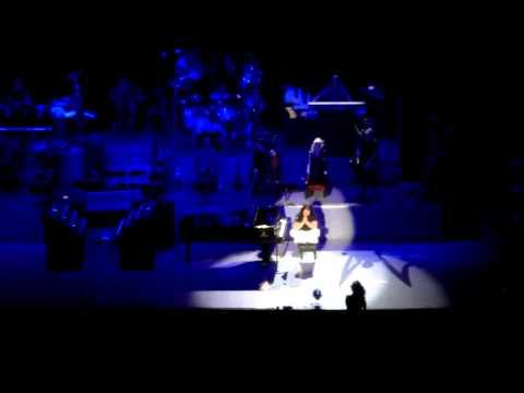 Концерт Янни, Москва, Крокус сити холл, 9 апреля 2013 г. На бис 2