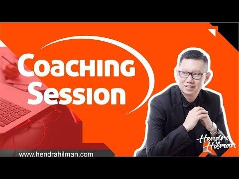 Hendra Hilman - Business Coach Bandung - Coaching Session