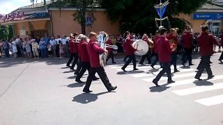 Огляд колективів духових оркестрів  Вінницької області