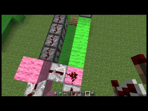 Minecraft Redstone Handbook: Dual Shot Cannon Tutorial