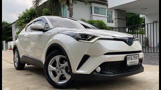 2019 TOYOTA CHR HV HI (model 2018)