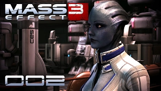 MASS EFFECT 3 [002] [Landung auf dem Mars] [Deutsch German] thumbnail