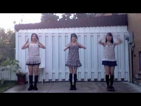 Buono! - Kokoro no Tamago Dance Cover - こころのたまごを踊ってみた -