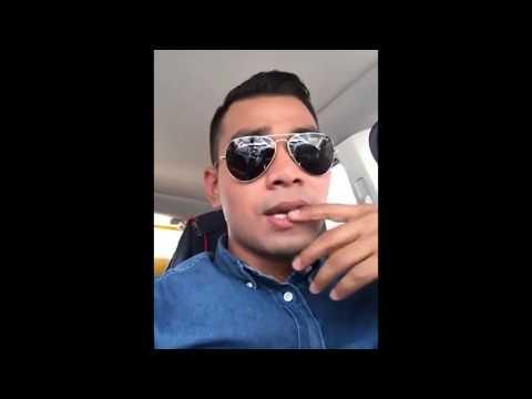 Syafiq Farhain Menyanyikan Lagu Baru Live [Lagu: Kamar Hati]