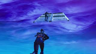 How to end playground on Fortnite with randoms, Ice ice baby
