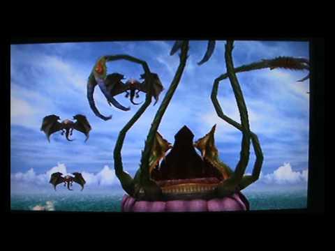 Final Fantasy X-2 International - Aquila Creature Ending