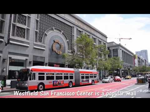 Westfield San Francisco Center Tour