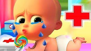 КРОШКА МАЛЫШ как БОСС молокосос #156 мультик для детей как игра #ГАМИКС