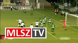 Swietelsky Haladás – Ferencvárosi TC | 2-0 | OTP Bank Liga | 12. forduló | MLSZTV