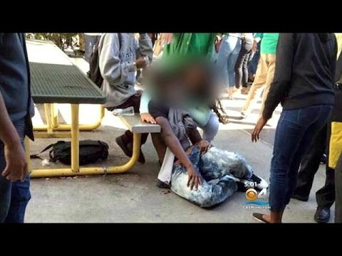 Student Stabbed At Miami Killian Senior High School