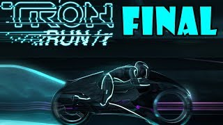 TRON RUN/r - Walkthrough - Final Part 32 - Whiteout: Cycle 16 | Ending (PC HD) [1080p60FPS]