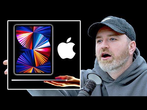 Apple's New M1 iPad Pro 2021...