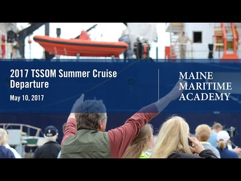 2017 TSSOM Summer Cruise Departure
