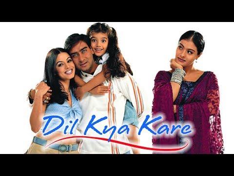 Dil Kya Kare (HD) | Ajay Devgn | Kajol | Mahima Chaudhary | Bollywood Blockbuster Latest Movie