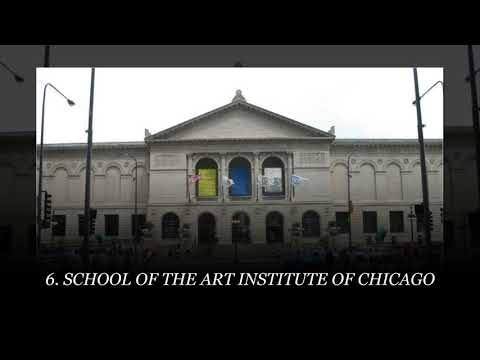 Top 10 Best Arts Colleges of the World