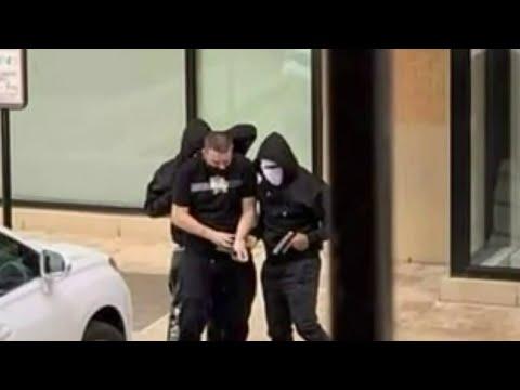 HPD task force arrest 10 suspect robbers