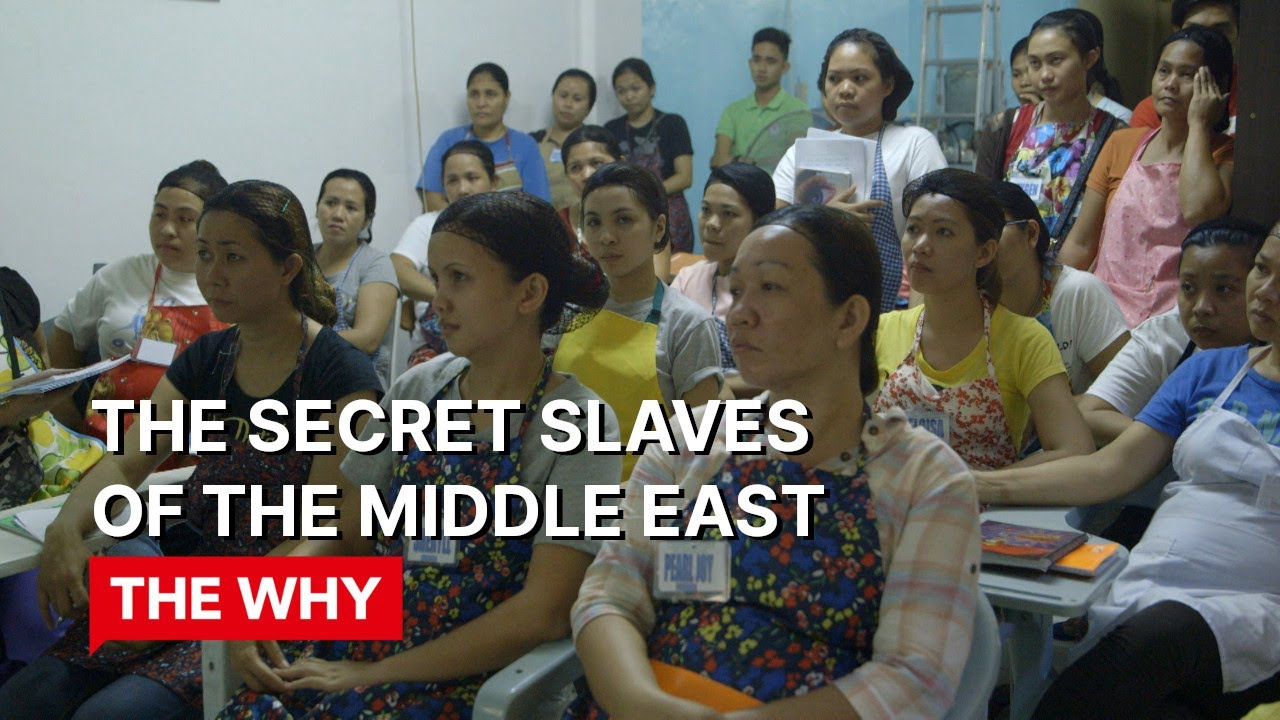 The Secret Slaves of the Middle East⎜WHY WOMEN? (FULL DOCUMENTARY)