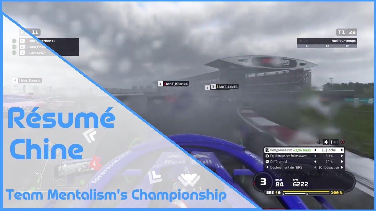 F1 2019 Team Mentalism S Championship Chine Resume Youtube