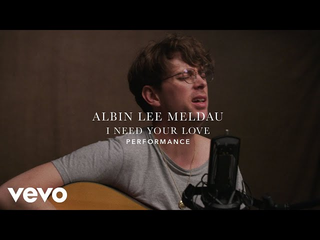 """I Need Your Love"" Official Performance 