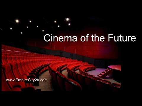 Future Cinema CGV @ Empire City Damansara Perdana