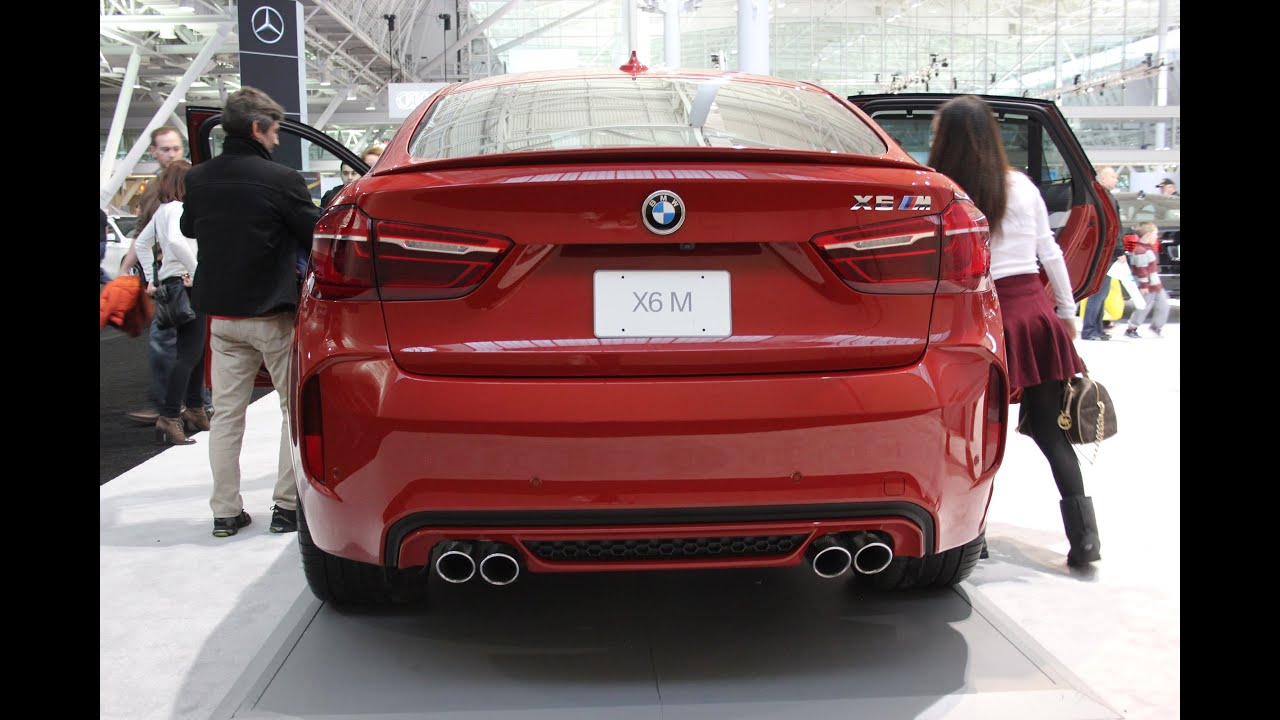 2015 bmw x6 m sport new england international auto show. Black Bedroom Furniture Sets. Home Design Ideas