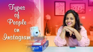 Types of People on Instagram || Mahathalli
