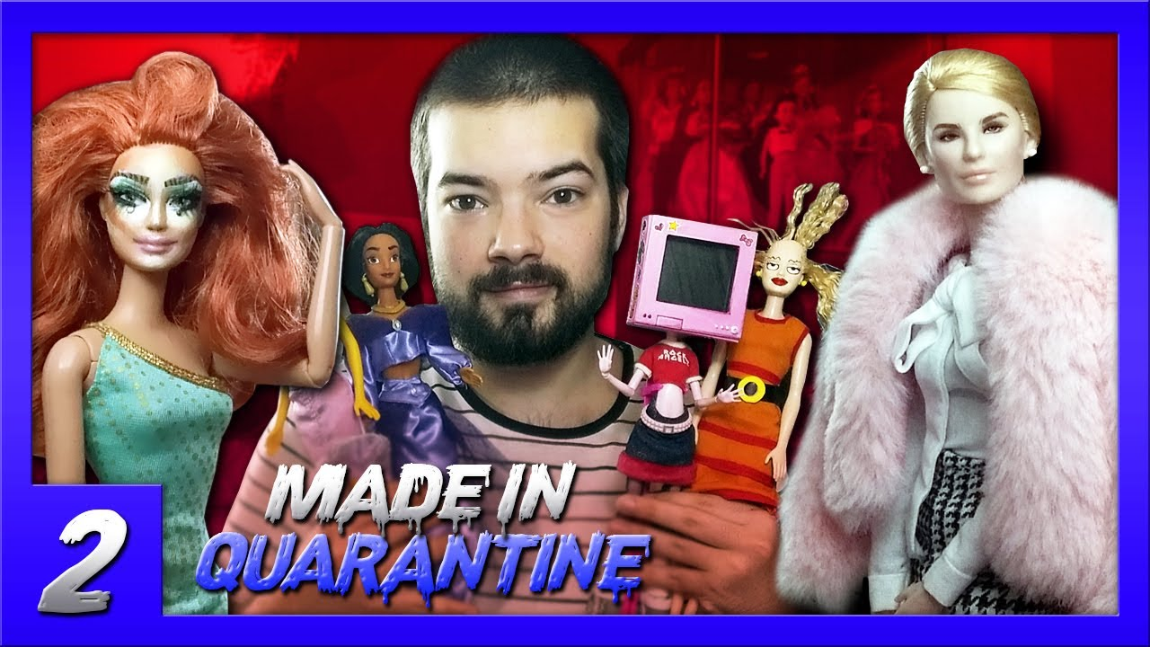 MADE IN QUARANTINE - ¡Nuevos personajes! ¡Nuevas muñecas!