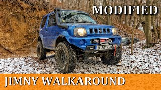 Offroad Modified Suzuki Jimny - Rig Walk-Around Review