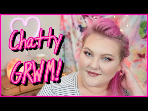 Chatty GRWM! Updates: Highlighter Winners, PR + Social Media Discussion, MUA Work, Weight Watchers!