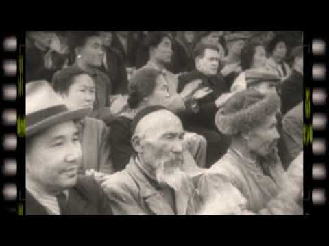 НАСЛЕДИЕ: ИСХАК РАЗЗАКОВ. Кыргызская железная дорога \\\\ Апрель ТВ