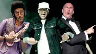 Baila El Chiki-Gasolina - Daddy Yankee vs. Pitbull vs. Rodolfo Chikilicuatre