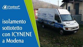 Isolamento sottotetto a Modena