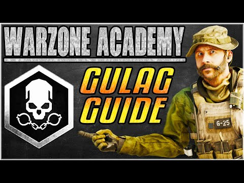 THE ULTIMATE GULAG GUIDE! OUT-SMART and OUT-PLAY Your Opponents Every Time! [Warzone Academy]