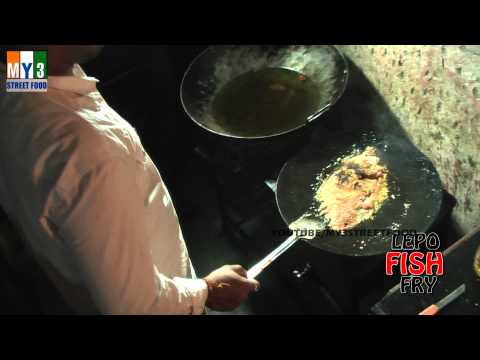 LEPO FISH FRY - GOA STREET FOOD - WORLD STREET FOOD Street Food